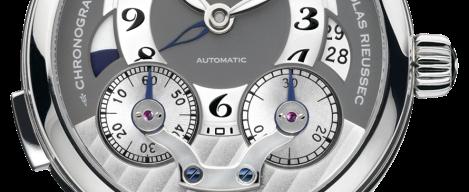 Chronograph Watch Mont Blanc Rieussec