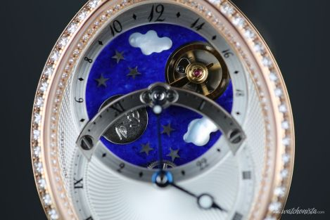 Day/Night Indicator Breguet Reine de Naples