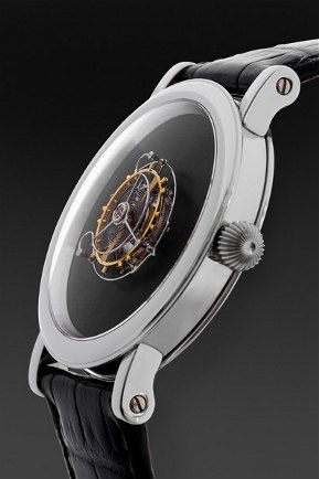 "Tourbillon only ""watch"" Beat Haldimann H8"